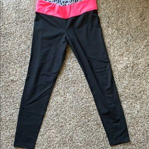 Victoria's Secret Pink Reversible Leggings